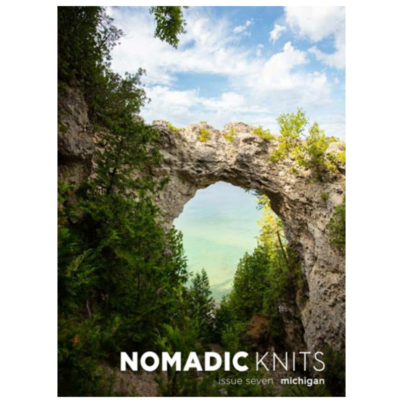 Nomadic Knits Michigan Cover