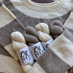 Super Simple Summer Sweater Kit - Kerri's Version