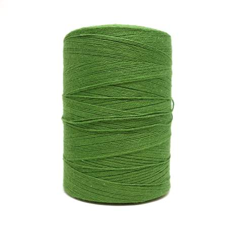 bright green cotton swatch