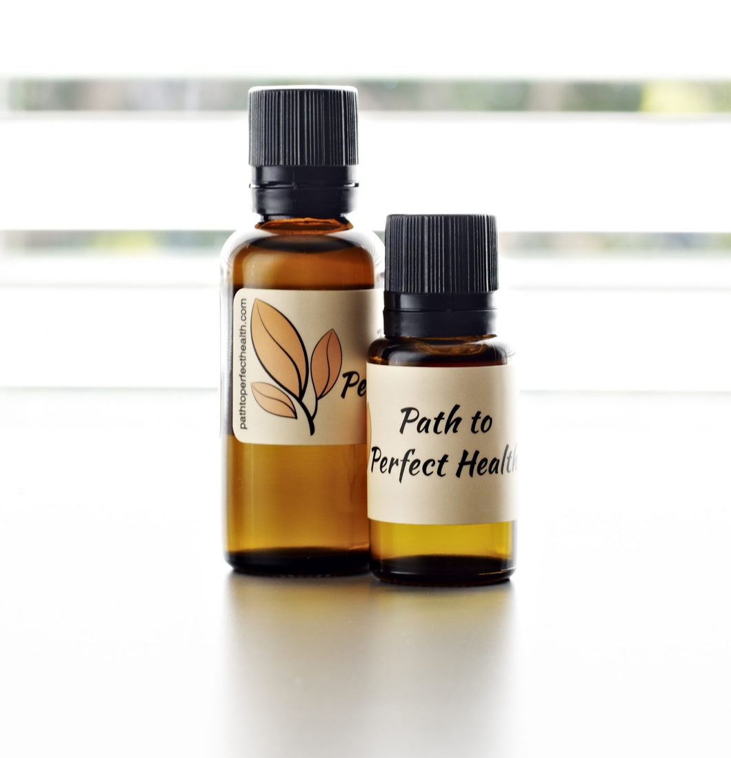 Peaceful Essential Oil Formula