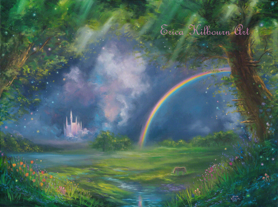 """A Kingdom Away"" Art Print 