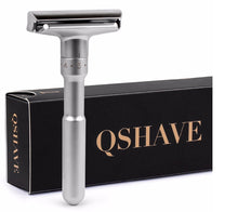 Load image into Gallery viewer, QShave Adjustable Safety Razor