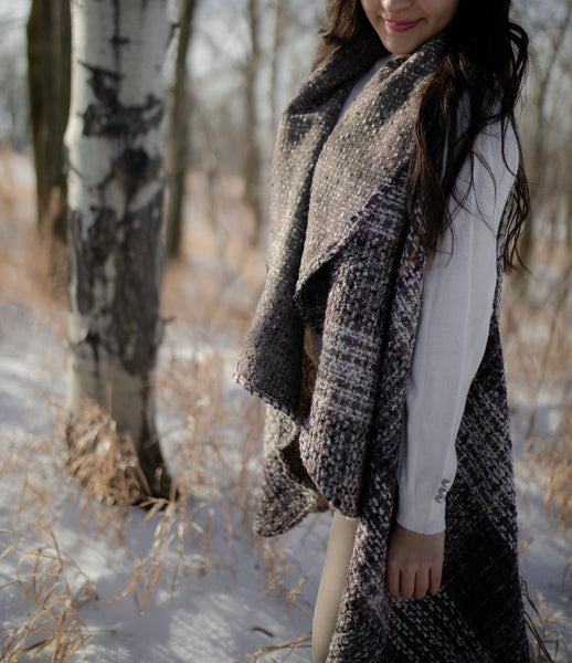 Nordic Square Shawl