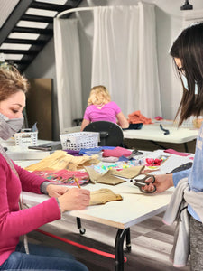 Weekly Creative Sewing Course - June