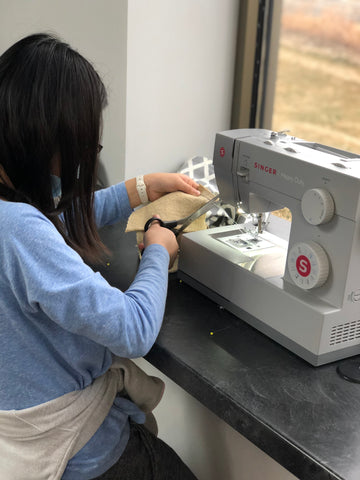 Weekly Creative Sewing Course - May