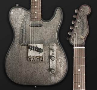 SteelCaster Rusty African