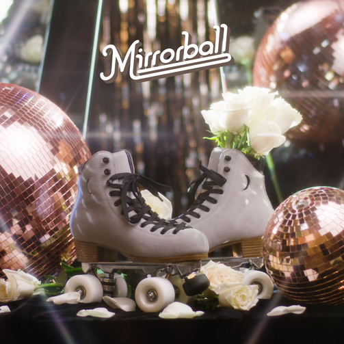 Moonlight Moon Boot Skate Package, Mirror Ball