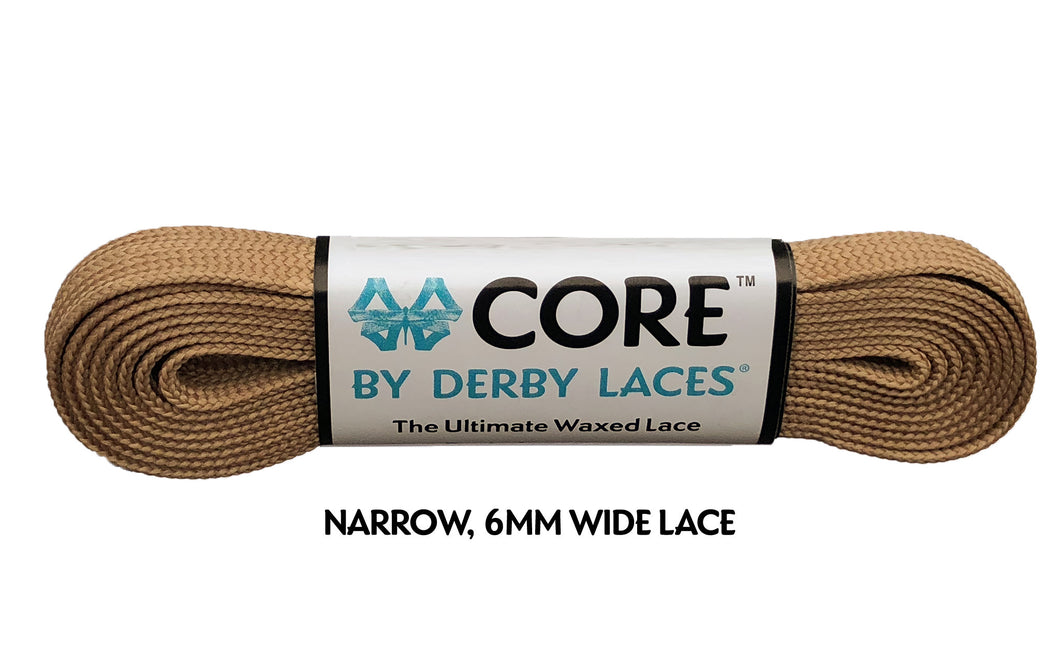 Derby Laces Core 96 inch (Tall Boot)