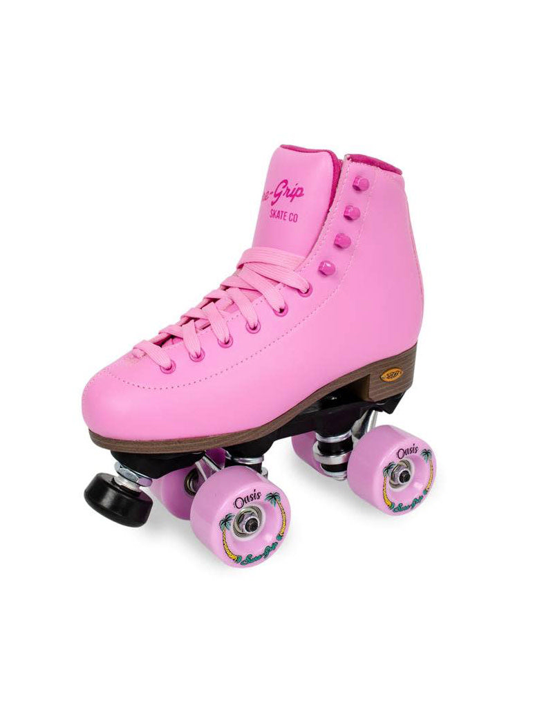 Sure Grip Fame Pink Passion Skate Package