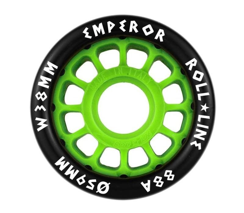 Roll Line Emperor Wheels, 4 Pack