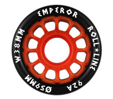 Load image into Gallery viewer, Roll Line Emperor Wheels, 4 Pack