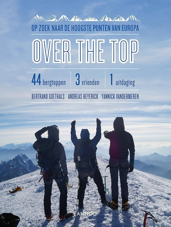 Boek: Over the top