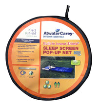 Load image into Gallery viewer, Built-in Insect Shield Atwater Carey Sleep Screen Pop-Up Dome Net