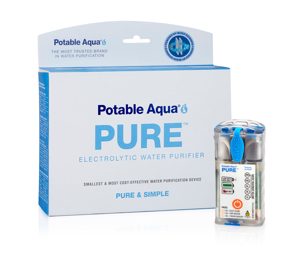 PA PURE Electrolytic Water Purifier Kit