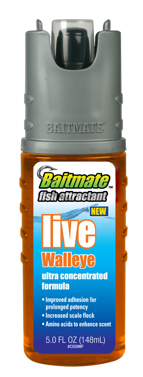 Baitmate Live Walleye