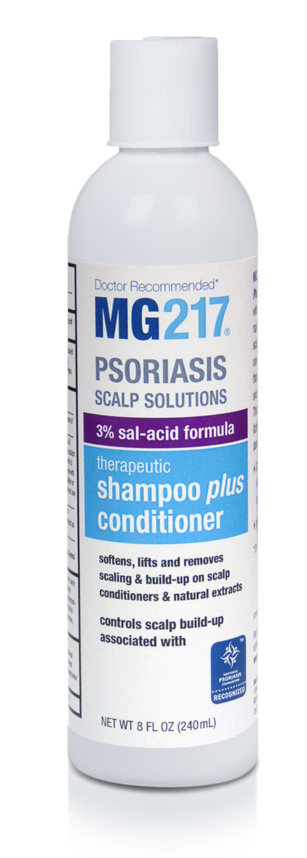 MG217 Therapeutic Salicylic Acid Shampoo Plus Conditioner
