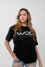 Load image into Gallery viewer, World of Dance Black Tee