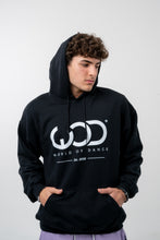 Load image into Gallery viewer, World of Dance Black OG Hoodie