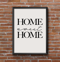 Load image into Gallery viewer, Home Sweet Home A4 Print