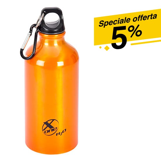 BORRACCIA X-ONE 500ML pz.12 assortite