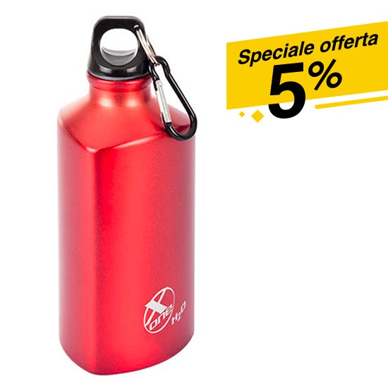BORRACCIA X-ONE 500ML pz.12 assortiti