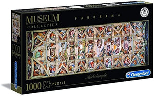 Puzzle Clementoni Collection 1000 pz. Michelangelo Cappella Sistina