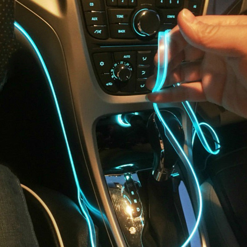 5m car Atmosphere Lamp