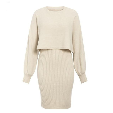 Julia Knitted Dress