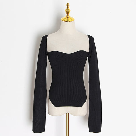 Lenora Knitted Sweater