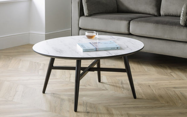 Firenze Marble Effect Coffee Table