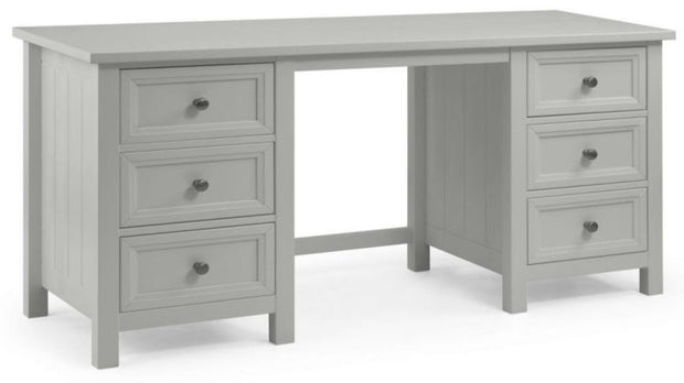 Maine Dressing Table - Dove Grey