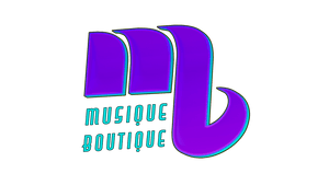 Musique Boutique Logo with Text