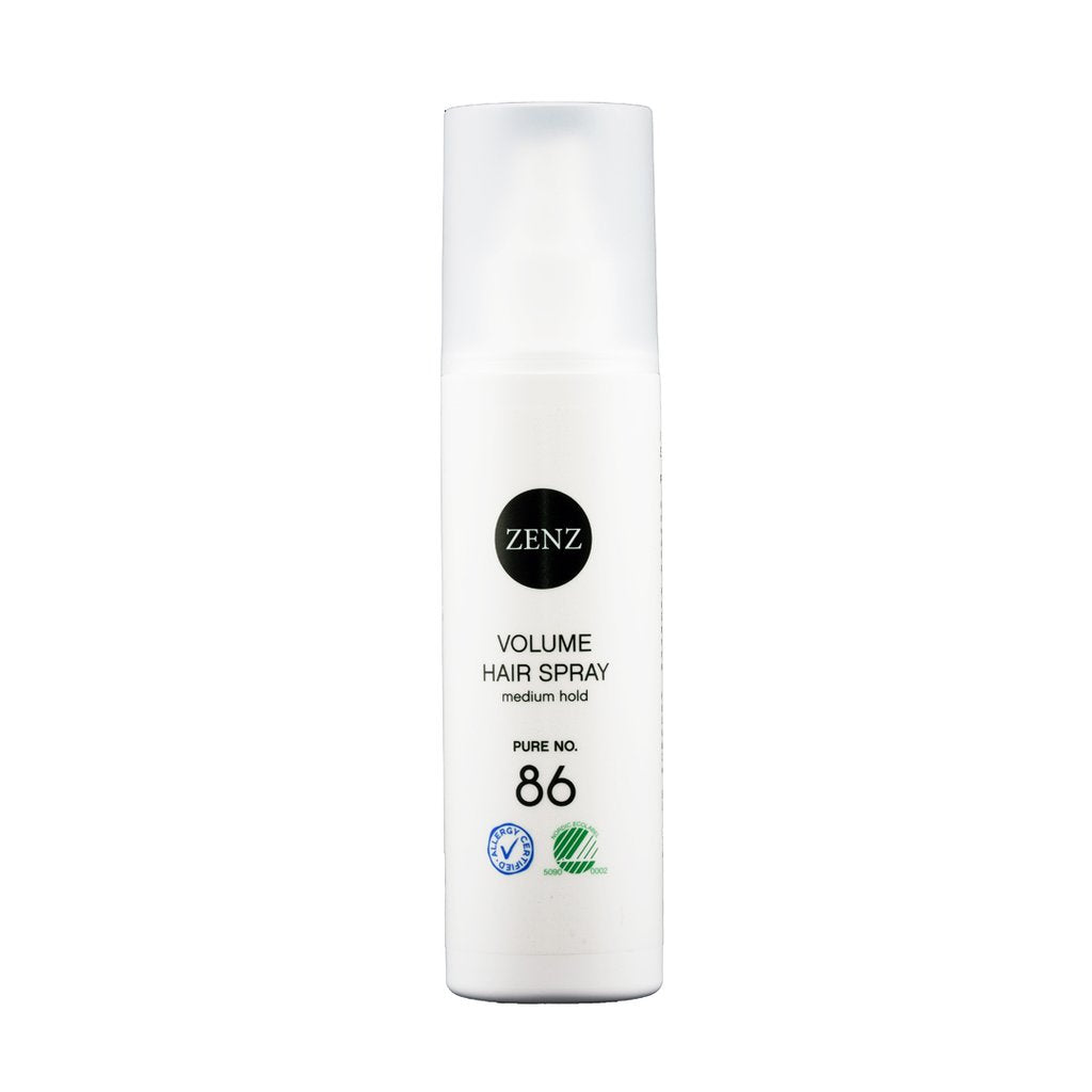 Zenz Volume Hair Spray Medium Hold Pure No.86 200ml