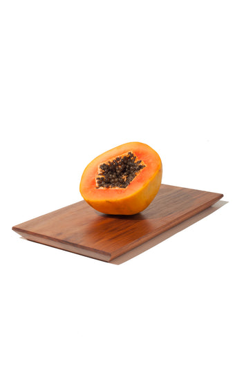 BLACKWOOD SERVING TRAY - L