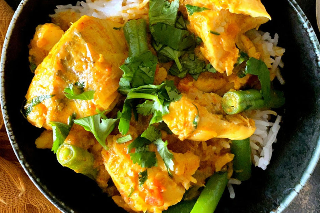 JEN'S GOAN FISH CURRY