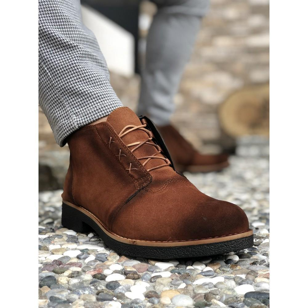 Muzan Hidden Laced Men's Boots