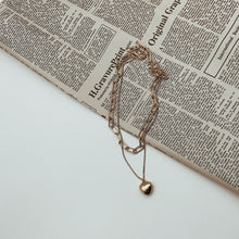 Load image into Gallery viewer, Axelle Heart Necklace