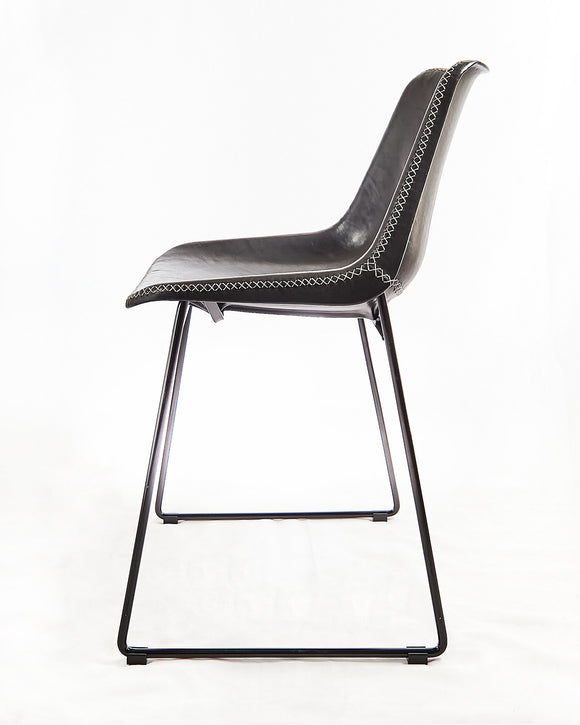 Chair Grand F Black