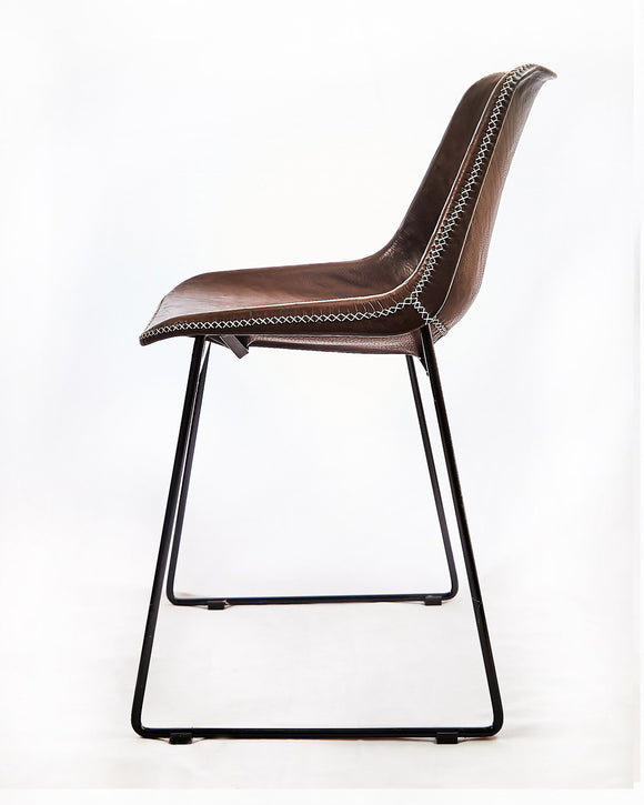 Chair Grand F Dark Brown