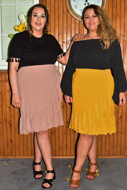 Sophia Skirts (3 Colours) - DavRon Fashions