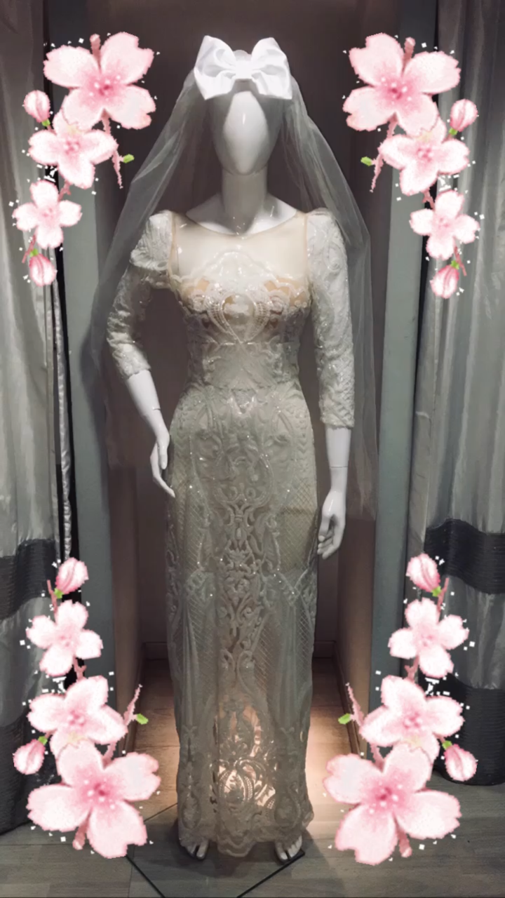 Vassilios Kostetsos Bridal Couture Dress