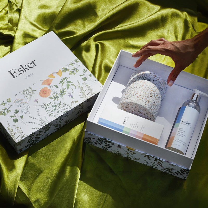 Clarifying Body Care Bath Kit