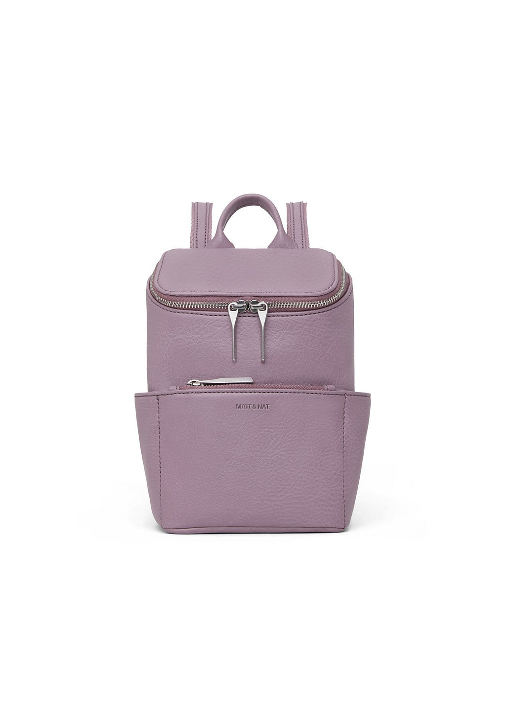 Purple Bravemini Dwell Backpack