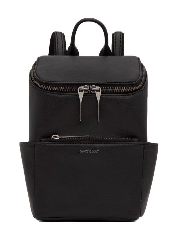 Black Brave Mini Backpack