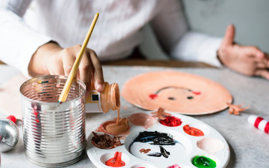 Do you know the benefits of art for your kids?