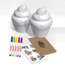 Load image into Gallery viewer, Make Your Own CUPCAKE SQUISHIES