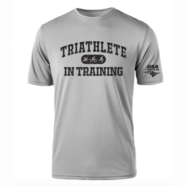 Men's Triathlete-in-Training Tech Tee