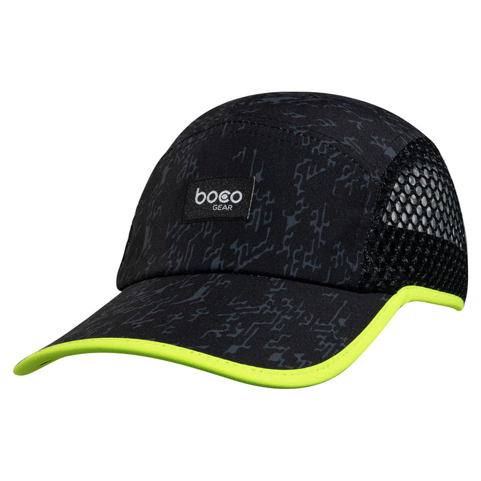 Run Hat - Ventilator Mesh