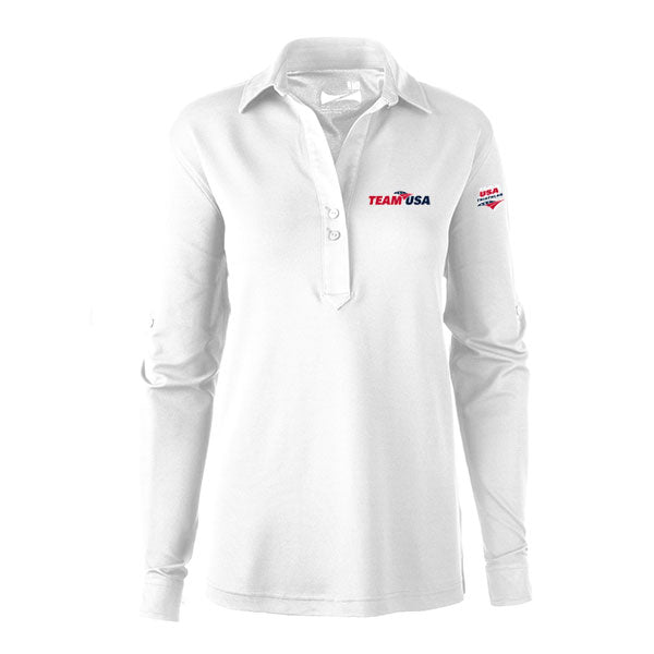 Women's Team USA Casual Polo
