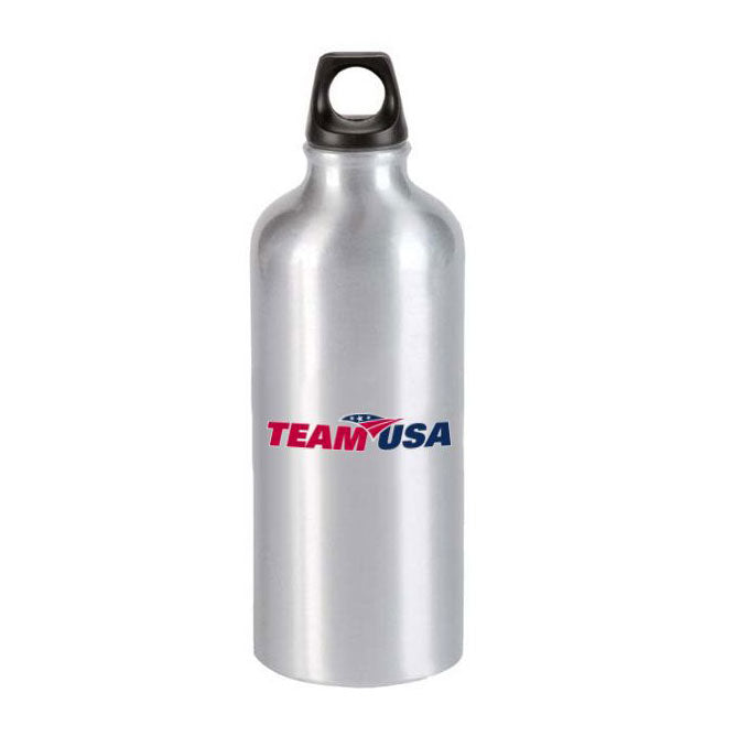Team USA Aluminum Water Bottle